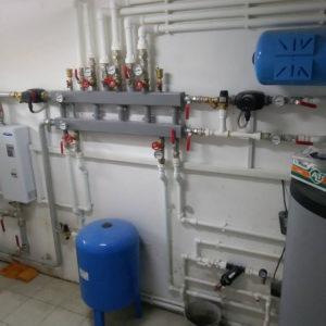 Водоснабжение, расширительные баки и газовое оборудование монтаж Симферополь