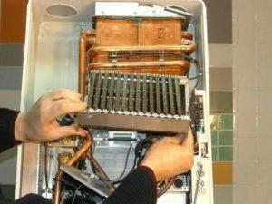 Чистка, техническое обслуживание газовых котлов в Симферополе. Вызов мастера на дом