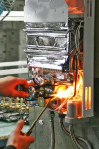 Ремонт газовых колонок (водонагревателей) в Симферополе