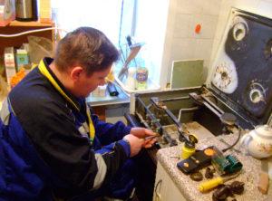 Газовые плиты, духовки, электроплиты ремонт в Симферополе, вызов мастера