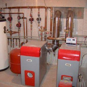 Установка котлов, монтаж котельной, газового оборудования в Симферополе