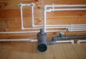 Монтаж горячего и холодного водоснабжения в Симферополе, установка канализации