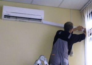 Установка, монтаж кондиционеров в Севастополе
