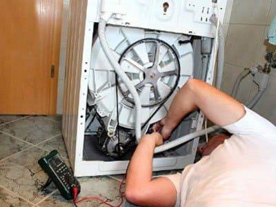 Стиральная машина сильно вибрирует - причины поломки, ремонт в Ялте