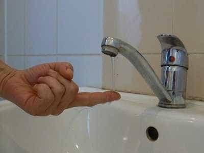 Газовая колонка слабый напор воды - причины поломки, ремонт в Ялте